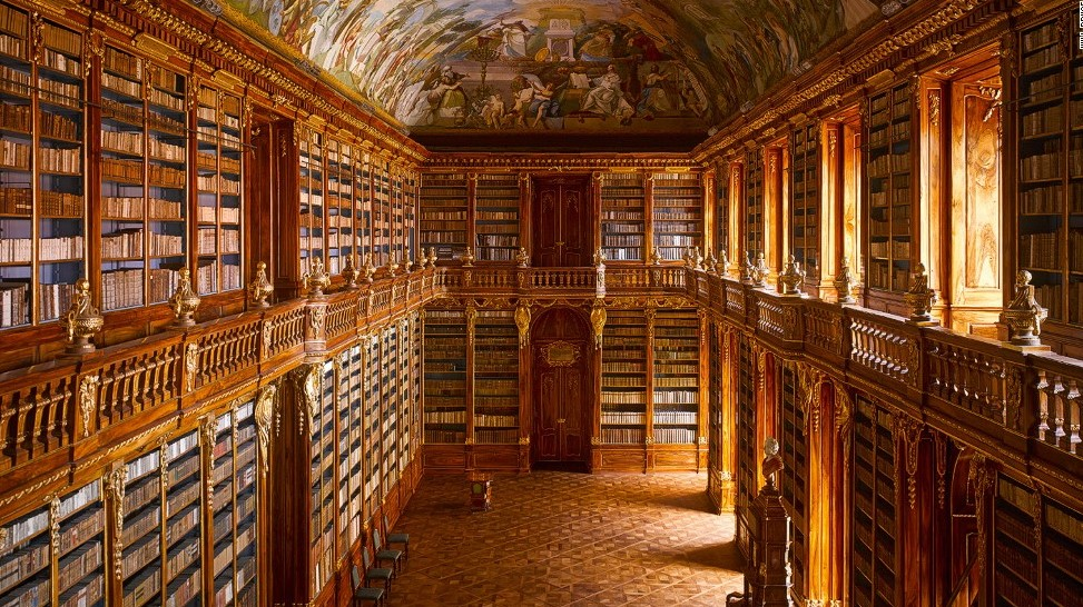 Explore the World's Oldest Libraries