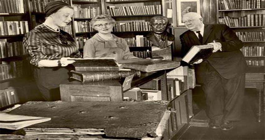 Here It Is Understanding, Function, To The Work Of Libraries And Librarians